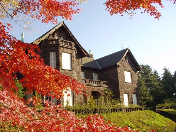 旧古河庭園で紅葉イベント「錦秋染まる旧古河庭園」を開催