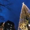 国立駅前大学通り商店会 クリスマスイベント2014