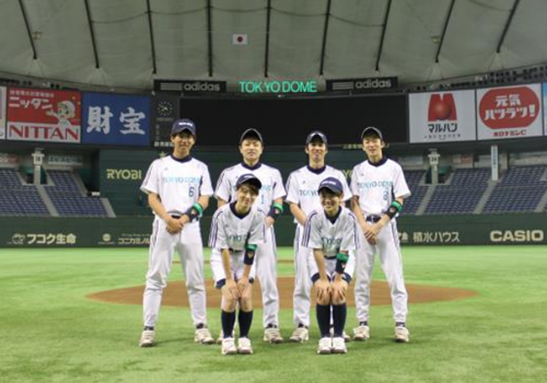 写真提供:株式会社東京ドーム