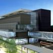 鉄道博物館新館完成イメージ