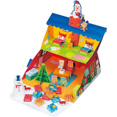 季節商品 「メガクリスマスハウス」