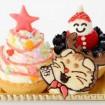 【クリスマス限定デザート】 オオタマとキュートなクリスマスタルト☆ (550 円)