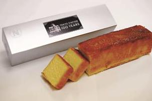 ハナ シュンプウの「東京ブリュレかすてら」 1,080 円