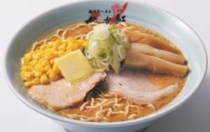 醤油バターコーンラーメン (北海道)