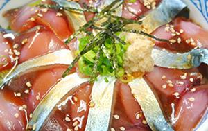 前回3位の「八戸銀サバトロづけ丼」  日本で唯一のサバ料理 専門店サバの駅(青森県)