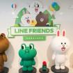 日本初の「LINE」公式キャラクターショップが原宿にオープン