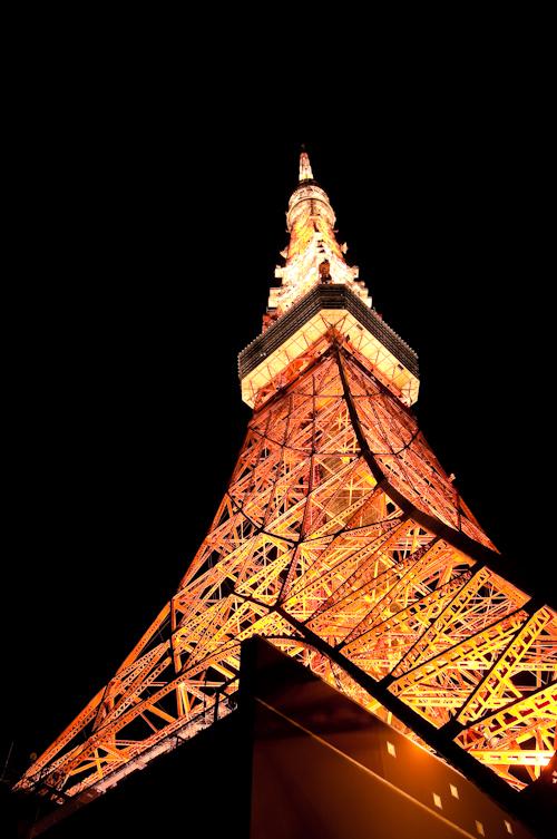 東京タワーが本日、56歳の誕生日