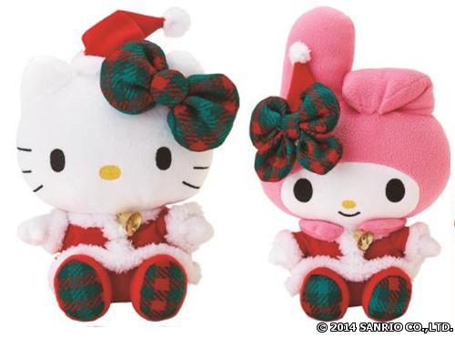 クリスマス限定!チェックのリボンがかわいいオリジナルグッズやクリスマスモチーフのスイーツをピューロランド だけで発売!
