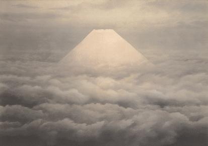 画像:「黎明」リトグラフ、© 丸善