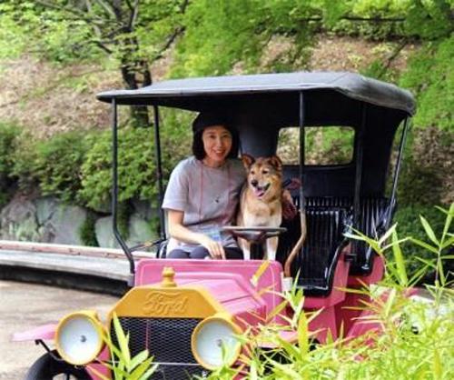 ペット同伴可 愛犬と一緒にゆうえんちの乗り物などを楽しめるイベント「ワン!ダフルゆうえんち」