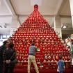 「鴻巣びっくりひな祭り2015」開催 日本一高い高さ7mピラミッドひな壇も登場!