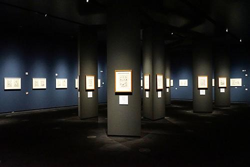 2Fの展示室Ⅱ 展示イメージ