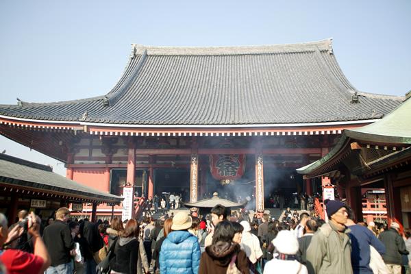 浅草寺 節分会(せつぶんえ)