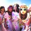 色とりどりの「カラーパウダー」を浴びながら走る「Color Me Rad TOKYO」が5/31開催