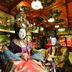目黒雅叙園で「百段雛まつり」~瀬戸内ひな紀行~が2015年1月23日(金)から3月8日(日)
