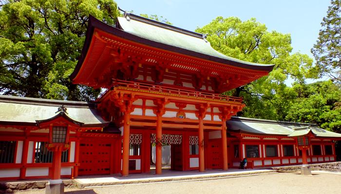 武蔵一宮 氷川神社(大宮)