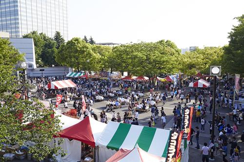 東京の代々木公園で開催。昨年14万人が来場したイベントで今回が3回目
