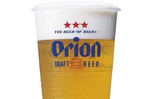沖縄のビールといえば、何といっても「オリオンビール」 亜熱帯気候の沖縄で育まれた爽快なのどごしとマイルドな味わいが特徴