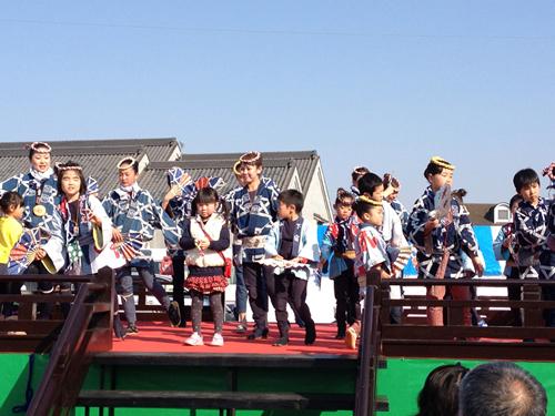 春祭り 手踊り