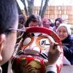 日本三大だるま市の1つ「深大寺だるま市」が3月3、4日(火・水)、盛大に開催 – 調布市