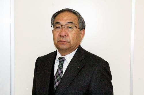 大熊町社会福祉協議会会長の渡部正勝氏