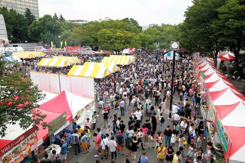 ベトナムの食と音楽、文化が勢揃いする祭典「ベトナムフェスティバル2015」