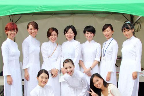 事前のPR活動から期間中のイベントまで日本とベトナムの友好関係をつなぐ「宣伝部員」