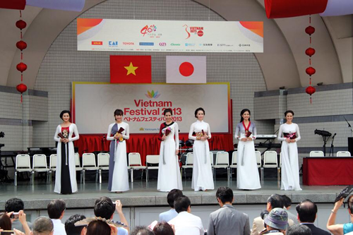 国内最大規模の日越文化交流の場として人気