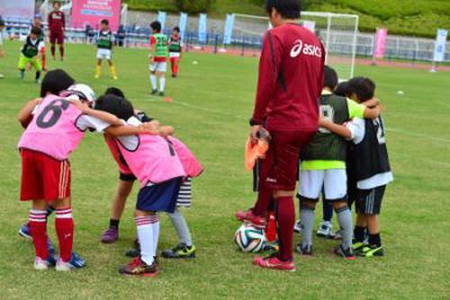 「横浜F・マリノスの体験スクール」が無料で受けられる サッカー選手を目指している子どもはぜひ