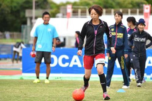 ママのための「サカママサッカースクール」
