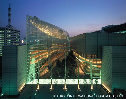 東京国際フォーラム 外観