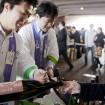 横浜・大さん橋で「チャリティ試飲会」 清酒33蔵、焼酎15蔵、ワイナリー15社が参加