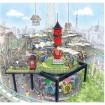 浅草花やしきに新アトラクション「シラサギ」が2015年3月末に登場