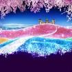 「さがみ湖イルミリオン-夜桜イルミネーション」が3/20からスタート