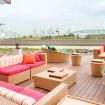 お台場の「ホテル日航東京」で毎年好評のテラス席がオープン!爽やかな風を感じながらゆったりと
