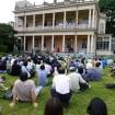 旧岩崎邸庭園で4月に「午後のミニコンサート」