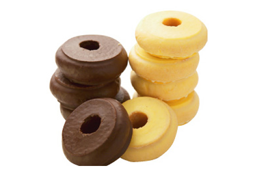バニラとチョコレートのバームクーヘンセット「フォレストクーヘン ミニ」