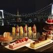 ホテル日航東京で夜景とシャンパーニュを楽しむ「ナイトスイーツブッフェ」を3/27(金)に開催