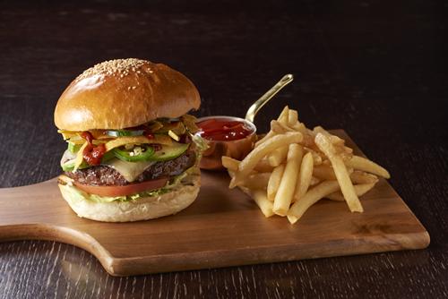 ・メキシカンバーガー 1,900 円