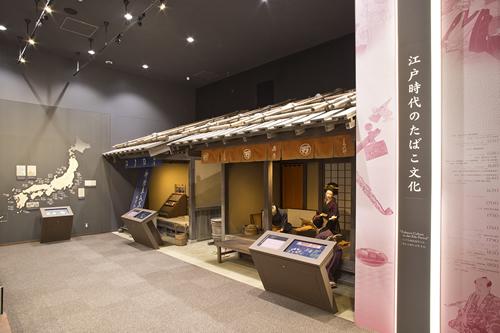 「江戸時代のたばこ文化」