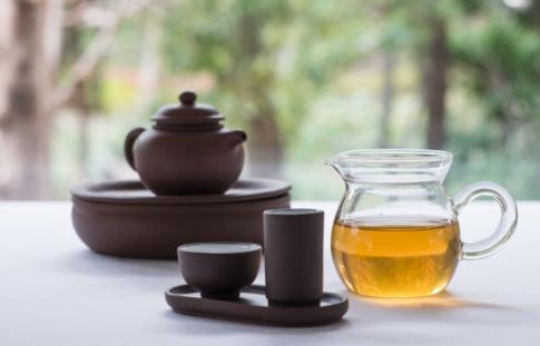 ティーセレクション9種に加え、茉莉花茶など香り高い花茶5種が登場