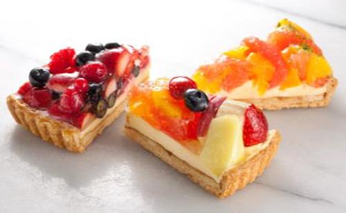 エキナカ初出店の「ルヴ ェルジェ アルティザン」は創業1924年の果物屋が手掛けるフルーツタルト専門店