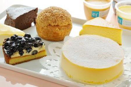 地元さいたま市のチーズケーキ専門店「チーズケーキング ef」もリニューアル。やさしい手づくりケーキが魅力