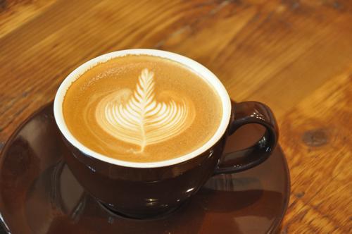 小川珈琲の豆を使用したカフェメニュー