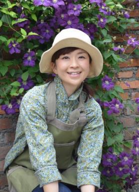 ガーデンデザイナー 上野砂由紀さん