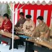 130本の桜咲く秋留台公園で「春を紡ぐお筝(こと)の調べ」を4月4日(土)に開催