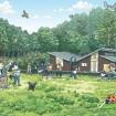 八王子に「高尾の森自然学校」が4月開校 - 野鳥観察会や野菜収穫体験など