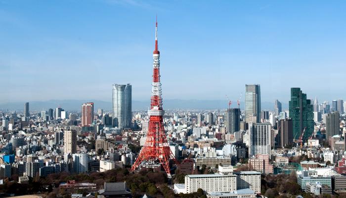 東京を代表する観光スポット。展望台から望む関東エリアの景色は圧巻!