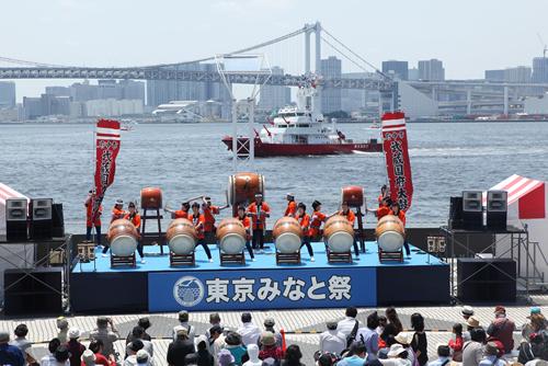 東京港開港記念イベント「第67回東京みなと祭」が5月23、24日(土日)に晴海で開催