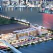 豊洲新市場の大型観光施設「千客万来施設」が白紙に-すしざんまいも撤退で